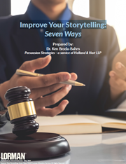 Improve Your Storytelling: Seven Ways